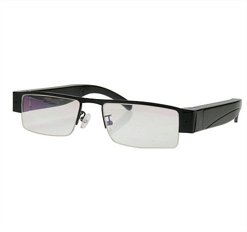 WIFI Glasses Camera, HD 1080P, WIFI, P2P, IP - 4