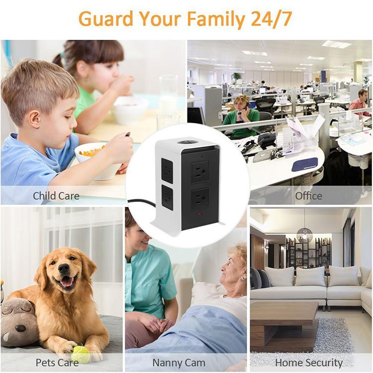 WiFi Wireless Power Charger Spy Hidden Camera - 6