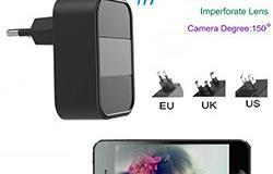4K WIFI-laturikamera, Nightvision, HD4K, 2K, 1080P, SD Max 64G - 1 250px