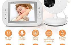 Baby, Elderly Monitor Camera - 1 250px