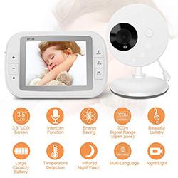 3.5″ Baby/Elderly Monitor Camera (SPY230)