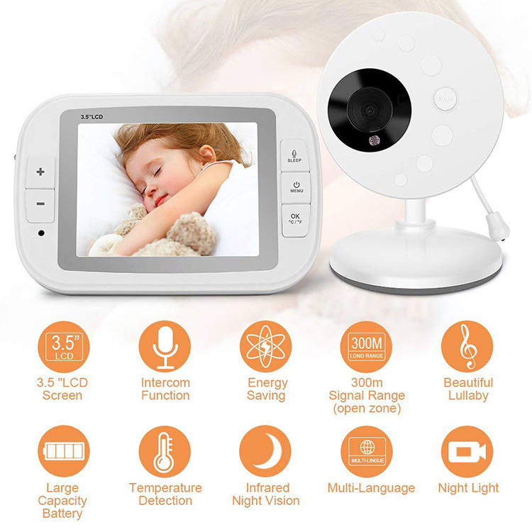 Baby, Elderly Monitor Camera - 1