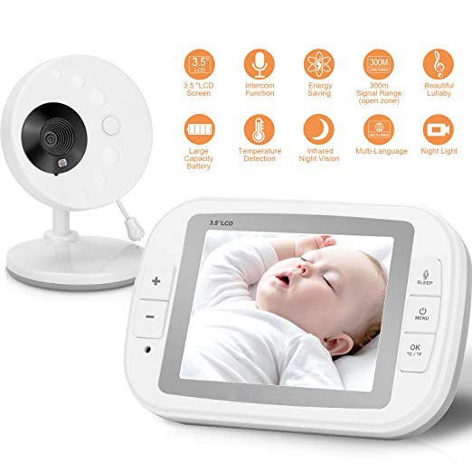 Baby, Elderly Monitor Camera - 2