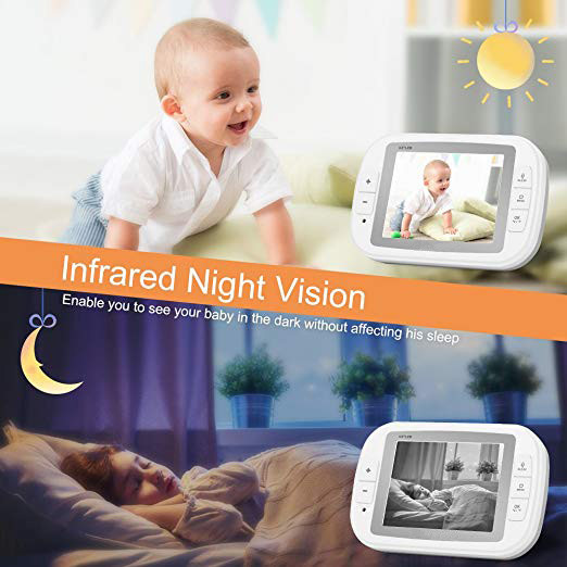 Baby, Elderly Monitor Camera - 4