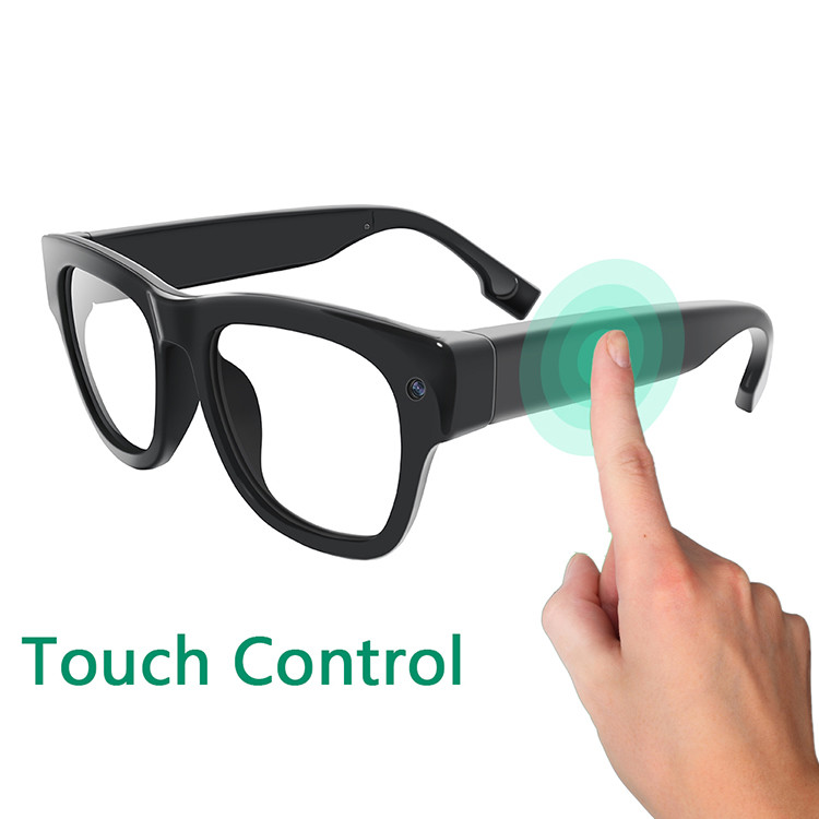 Eyeglasses WiFi IP Security Camera - 5