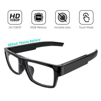 HD1080P Eyeglasses Hidden Camera - 1