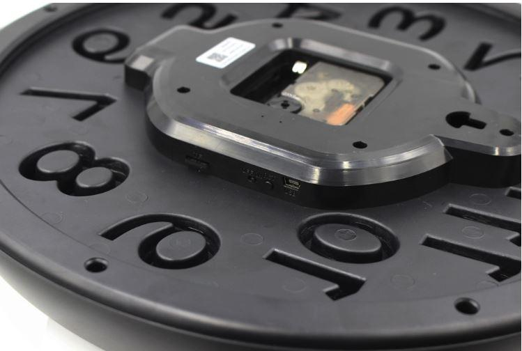 Whakapaipai Kāinga Wifi Whiri Wall Spy Camera Clock - 7