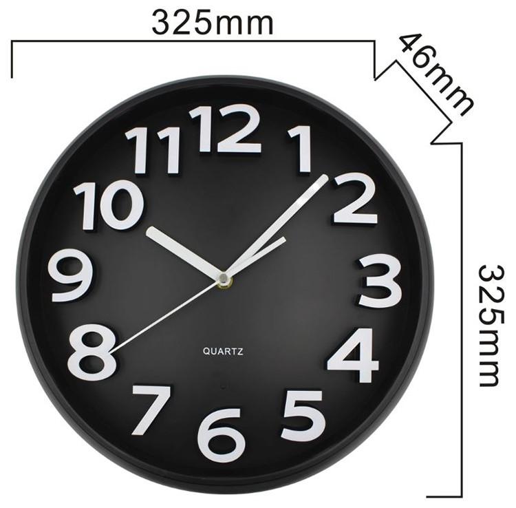 Whakapaipai Kāinga Wifi Whiri Wall Spy Camera Clock - 9