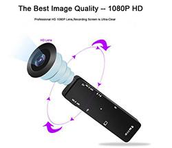 Mini Nakatagong Video Recorder (SPY222) - S $ 198