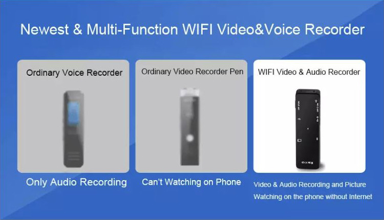 Mini Hidden Video Recorder - 4