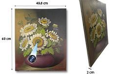 Sunflower Oil Paint Spy Hidden Camera - 250px