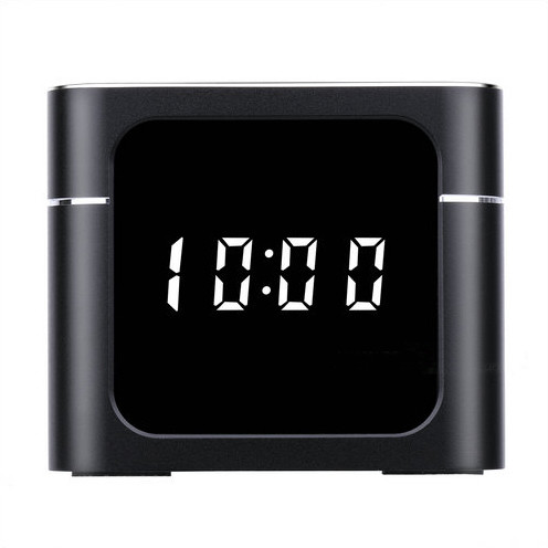 WIFI Clock Bluetooth Speaker with Nightvision - 3
