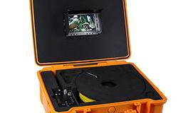 Pipe Inspection Camera with 7'' Digital LCD screen - 1 250px
