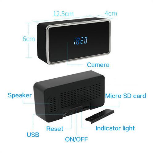 Камераи кабудизоркунаки WIFI, 128G - 5