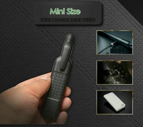 HD Pen Meeting Camera DVR, SD Max 128G, 2.5Hrs - 7