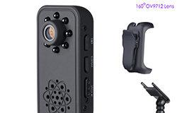 HD SPY Nakatagong Mini Camera, Super Nightvision, Motion Detection, Baterya 3Hrs - 1 250px