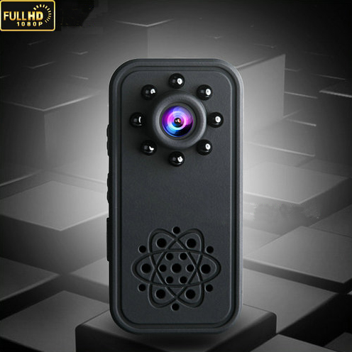 HD SPY Hidden Mini Camera, Super Nightvision, Motion Detection, Battery 3Hrs - 2