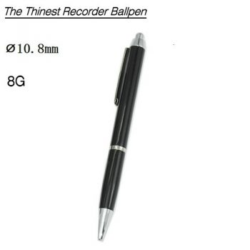 I-Voice Recorder Ballpoint Pen, i-Battery 13 iiyure, i-8G-1
