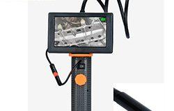 4.3inch-endoskoopin kamera, HD 2.0M-kamera 8mm-pää, Nightvision, vedenpitävä - 1 250px