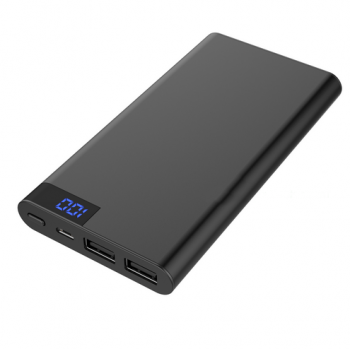 SPY272 - ກ້ອງ OMG WIFI Powerbank, HD 2K / 1080P, Nightvision, SD Card Max 128GB, ແບັດເຕີຣີ 10000mAh