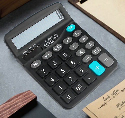 4K WIFI Calculator Camera, Support Max SD Card 128GB - 3