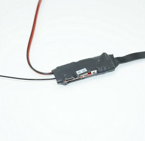 4K WIFI տեսախցիկի մոդուլ, HiSilicon 3518E V200, OV9712 2.0MP, առանց Nightvision - 3