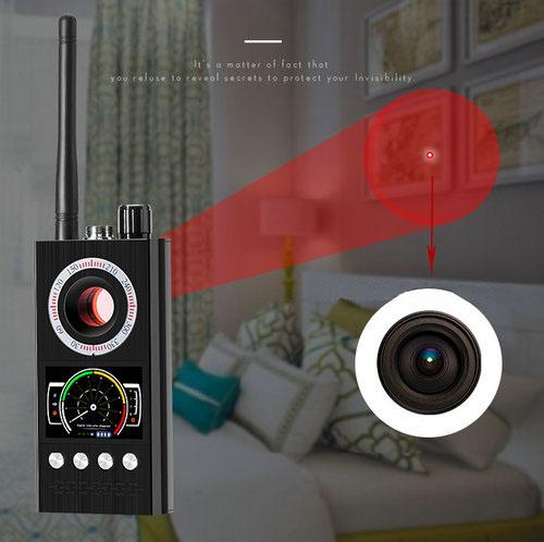 Multifunctional Detector, RF Signal, Mobile Phone, Camera lens, Magnet Detector - 10