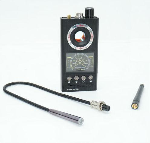 Multifunctional Detector, RF Signal, Mobile Phone, Camera lens, Magnet Detector - 5