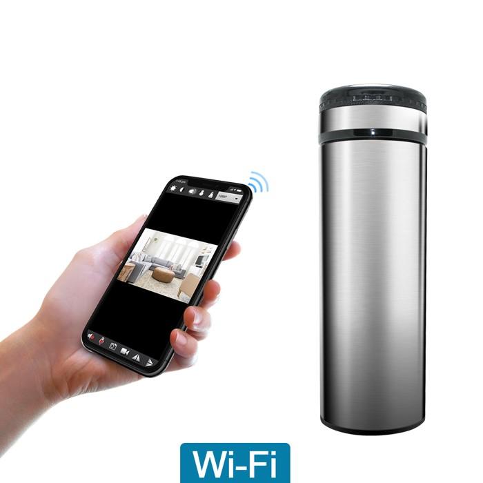 SPY298 - HD 1080P Cup Wi-Fi Security Camera 00
