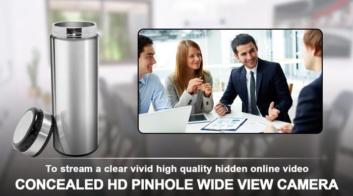 SPY298 - HD 1080P Cup Wi-Fi Security Camera 03