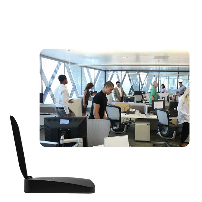 SPY299 - HD 1080P Dummy-reititin Wi-Fi-suojauskamera 04x700