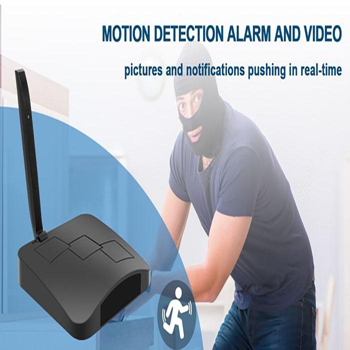 SPY299 - HD 1080P Dummy-reititin Wi-Fi-suojauskamera 10x700