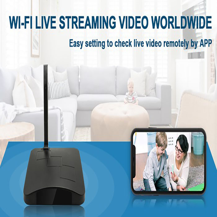SPY299 - HD 1080P Dummy Router Wi-Fi Security Camera 12x700