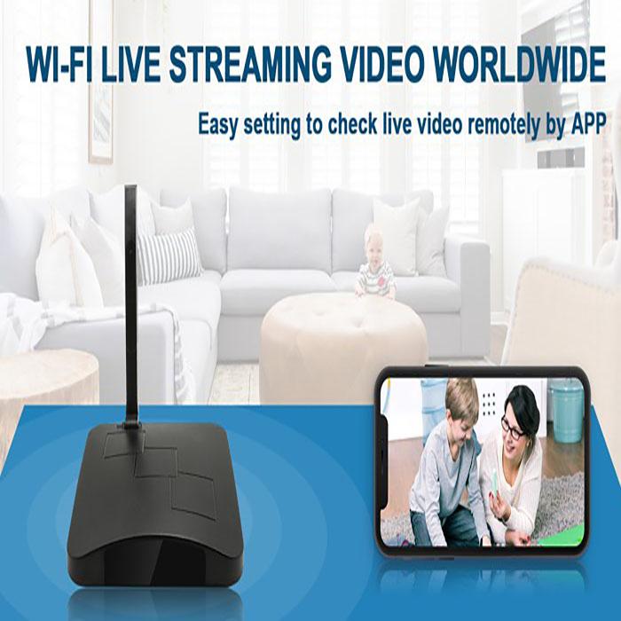 SPY299 - HD 1080P Dummy-reititin Wi-Fi-suojauskamera 12x700