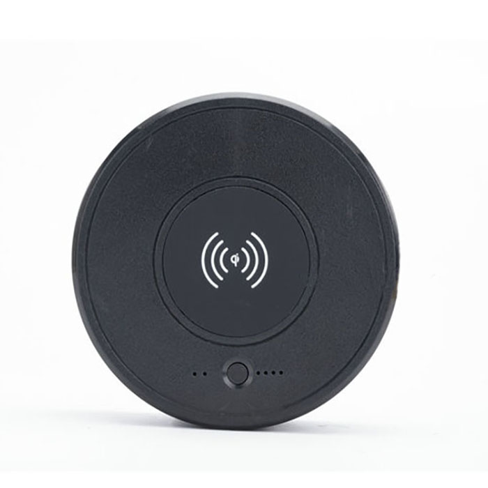 SPY300 - WIFI Speaker Camera, Wireless Charger+Bluetooth Speaker 09