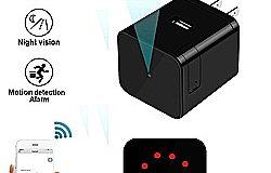 एसपीवायएक्सएनयूएमएक्स - सुपर नाईटव्हीजन वायफाय चार्जर कॅमेरा