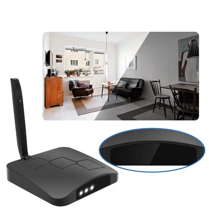 OMG Dummy Router Wi-Fi Security Camera, HD 1080P (SPY299)
