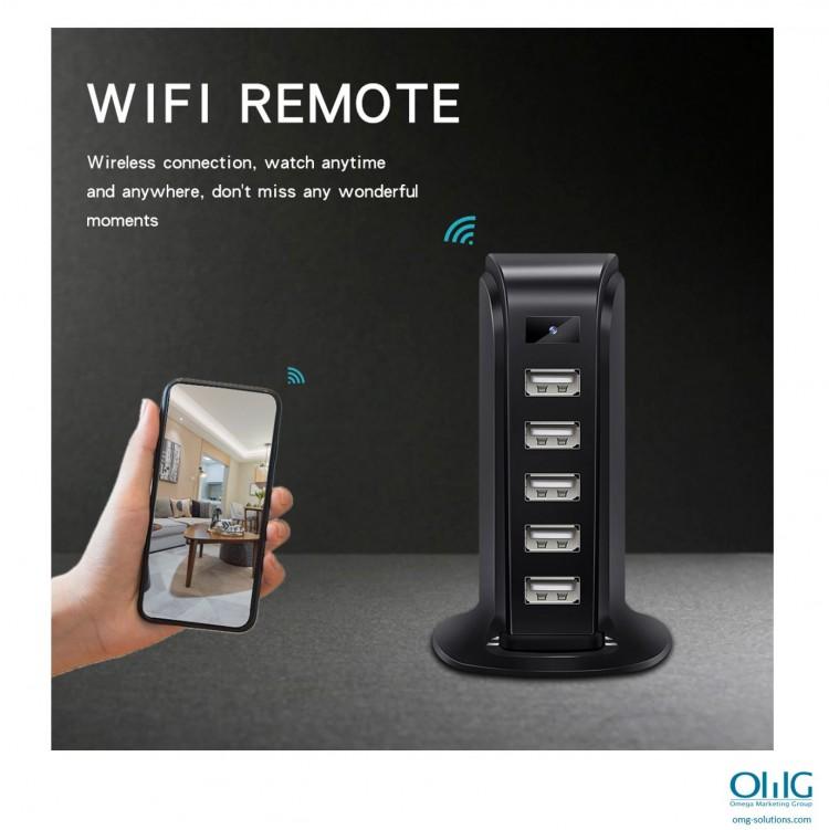 SPY202 - IPH15W - Remote Wifi
