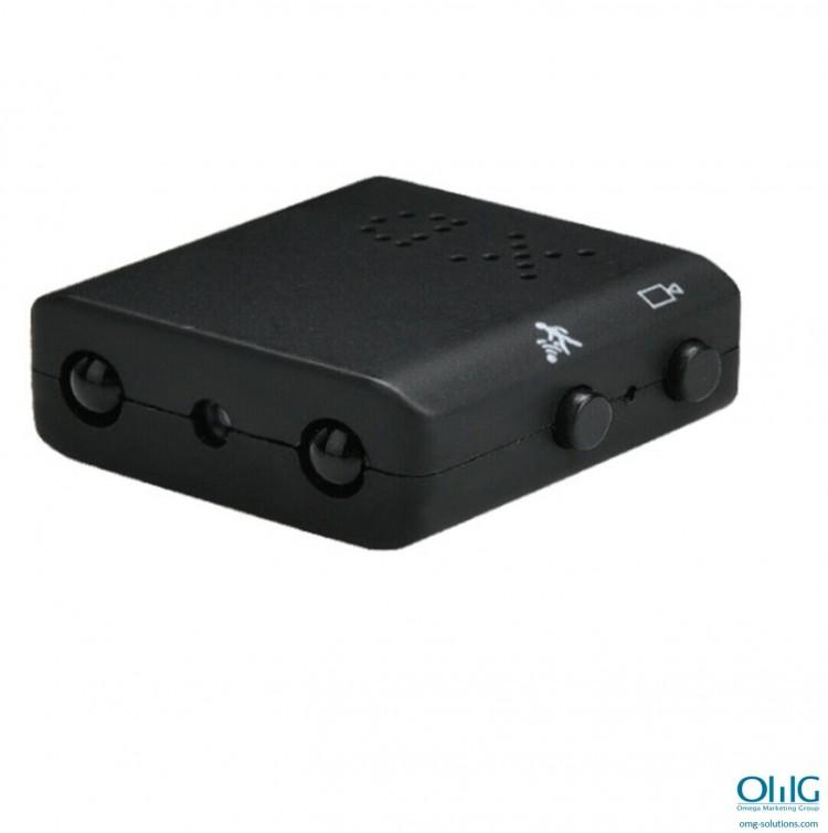 SPY321 - صوتی ریکارڈر والا منی کیمرا - سائیڈ ویو
