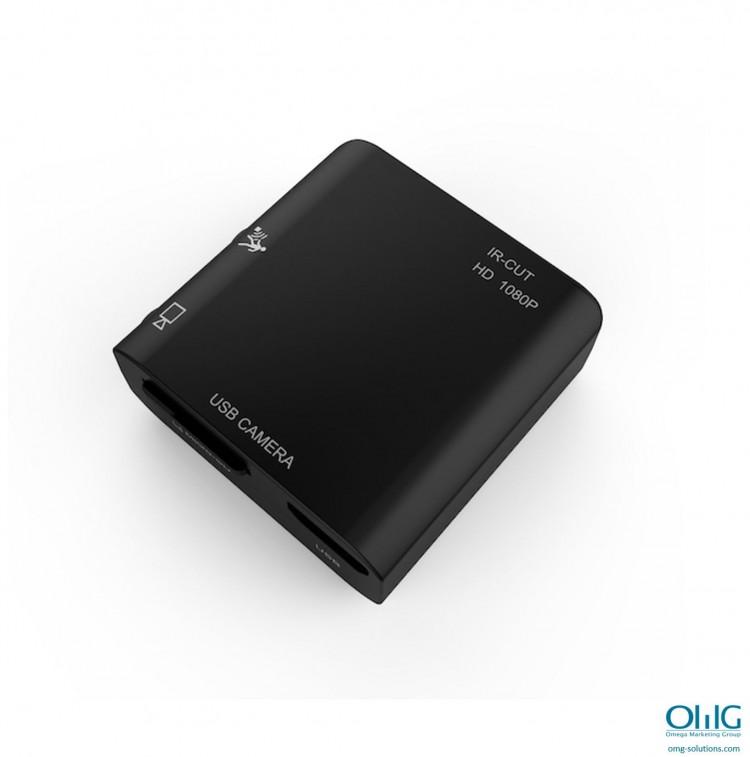 SPY321 - Камераи хурд бо Сабткунандаи овоз - Камераи USB