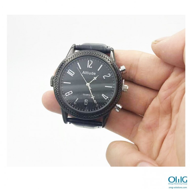 SPY338 - Spy Spyable Men's Watch - Nlele nha anya
