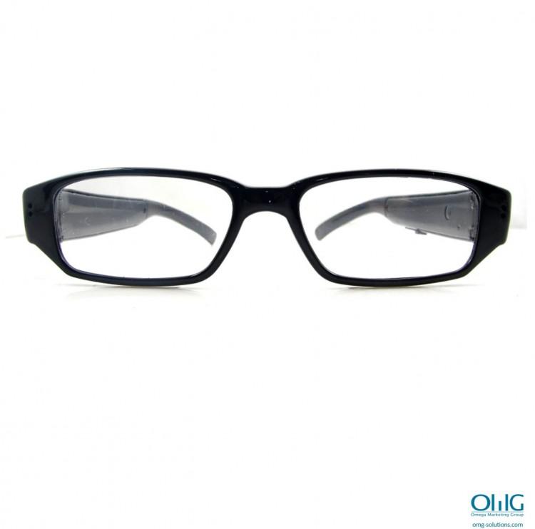 SPY341 - Spy Half Frame Glasses - Front View