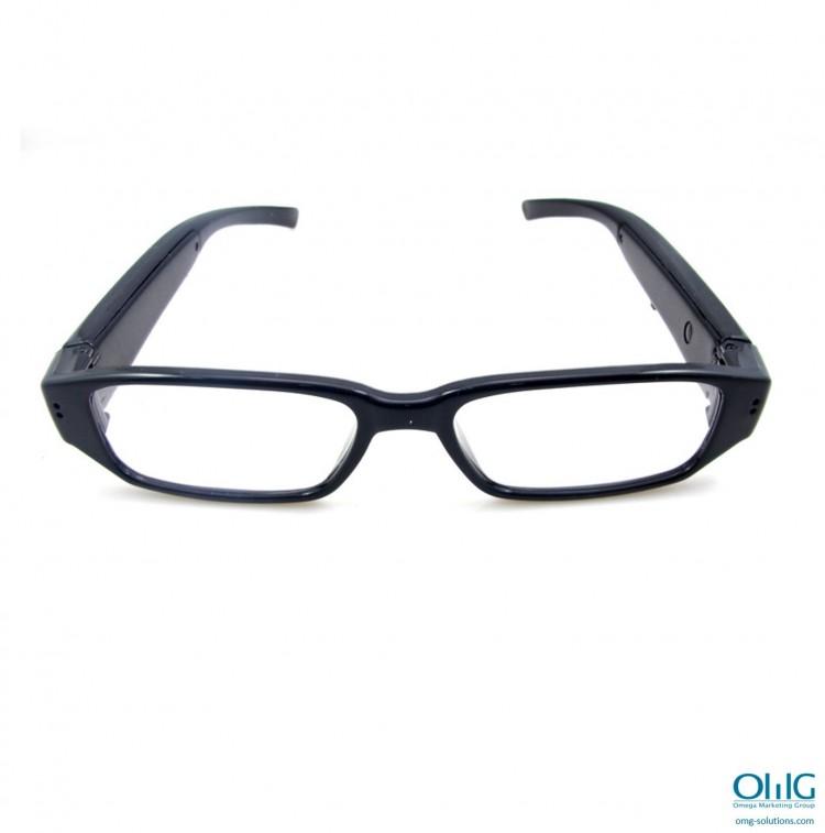SPY341 - spiegu pusrāmju brilles - skats no augšas