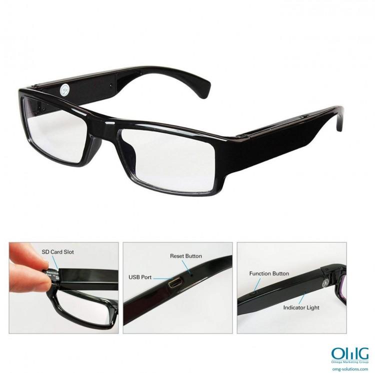 SPY342 - دوربین شیشه جاسوسی G3000 - نشانه گذاری قطعات