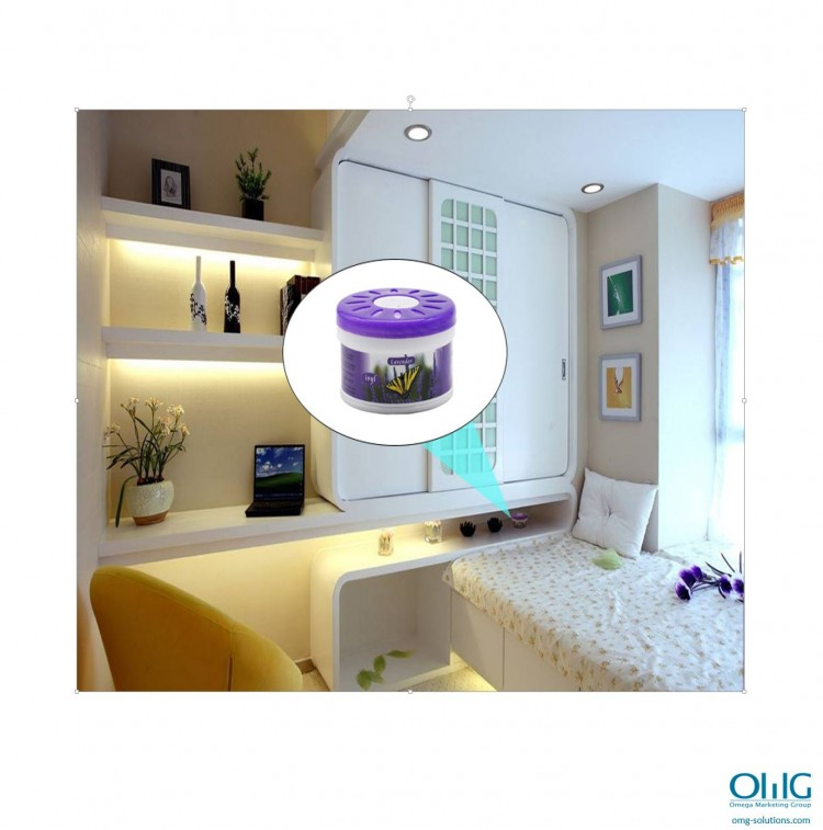 SPY343 - Spy Air Purifier - View ng Room