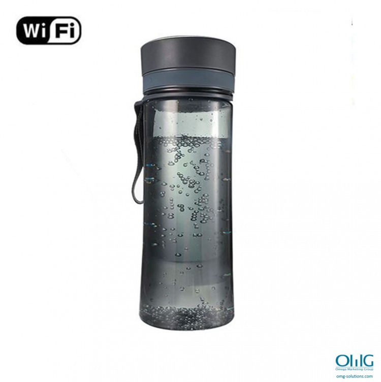 SPY344 - Spy Water Bottle -With Water View