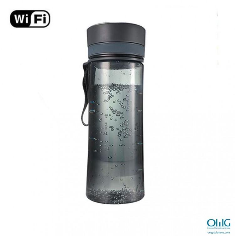 SPY344 - spiegu ūdens pudele ar skatu uz ūdeni