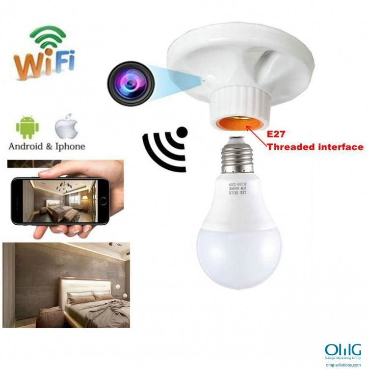 SPY346 - E27 Wifi Lamp Holder - Lamp Holder Compatibillity
