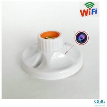 SPY346 - E27 Wender Lamp Holder - E hawak ng Lamp na may Wifi