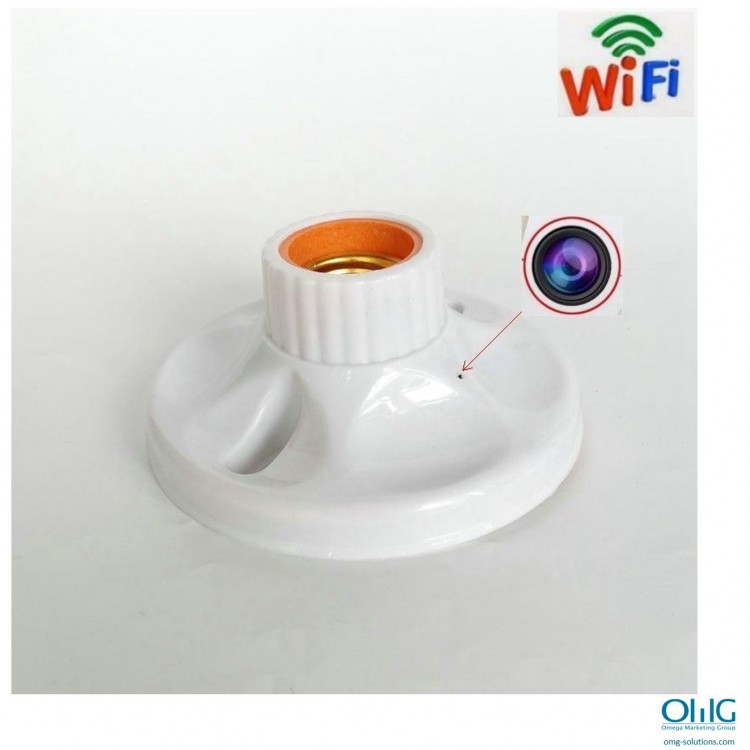 SPY346 - E27 Wifi Lamp Holder - Lamp Holder with Wifi